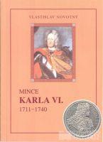 Katalog a ceník mincí Karla VI. /1711-1740/, V. Novotný