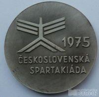 ČSSR - čs.spartakiáda 1975 + or.etue