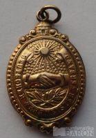 Německo - čestná cena mistr řemesel - 19.st.