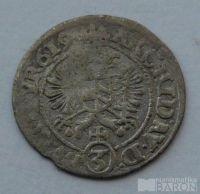 Rakousko - Vídeň 3 Krejcar 1619 Maxmilián II.