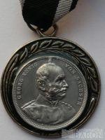 Sasko - úmrtní medaile Georg