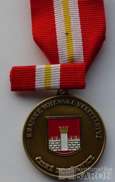 ČSR - Krajské vojen.velitelství České Budějovice