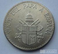 Vatikán - návštěva Jana Pavla II. Ve Španělsku
