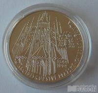 200 Kč(1994-Katedrála), stav 0/0, kapsle, certifikát