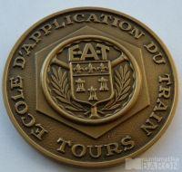 Francie Vojen.poddůst. škola TOURS