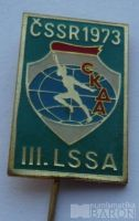 III.letní spartakiáda spoj.armád 1973
