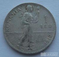 Rumunsko 1 Lei 1912