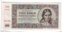 1000Kčs/16.5.1945/, stav 1, série 01 A