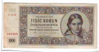 1000Kčs/16.5.1945/, stav 2, série 16 D