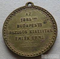 Uhry - korunní princ Rudolf 1885