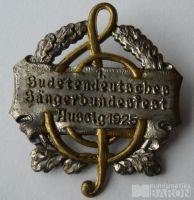 Ústí nad Labem - pěvecké slavnosti 1925