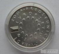 200 Kč(2009-EU), stav 0/0, etue, certifikát