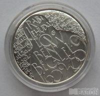 200 Kč(2009-Jehuda), stav 0/0, etue, certifikát