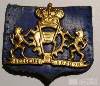 Belgie Čepicový odznak - důstojník