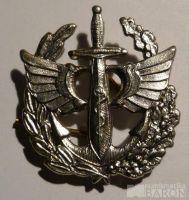 Francie voj.čepicový odznak - motostřelci