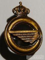 Francie vojenský čepicový odznak