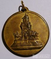 Rakousko - Vídeň odhalení pomníku Marie Terezie 1888