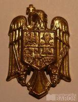 Srbsko Vojenský čepicový odznak