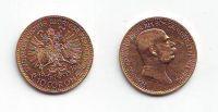 10 Koruna(1848-1908-Au 900-3,4g), stav 1+/1+, pamětní