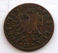 Švýcarsko Ženeva 10 C 1844
