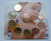 Ročníková sada mincí SR(2009 - narození dítěte), stavy 0/0