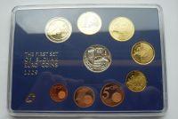 Ročníková sada mincí SR(2009 - první EURO mince), stavy 0/0