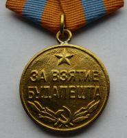 SSSR - Za dobytí Budapešti