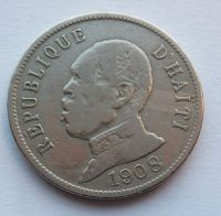 Haiti 50 C 1908