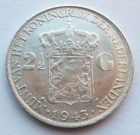 Holandsko 2 1/2 Gulden - KOPIE 1943