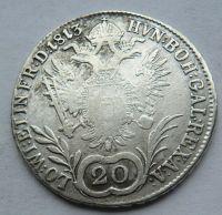 Rakousko 20 Krejcar 1813 A  František II.