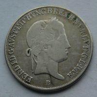 Uhry - B 20 Krejcar madona 1838 Ferdinand V.