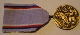ČSR - Za V. let služby, bronz