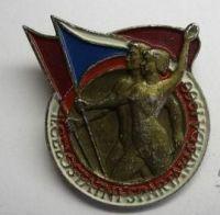 ČSSR - II. celostátní spartakiáda 1960