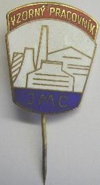 ČSSR - Vzorný pracovník JMC