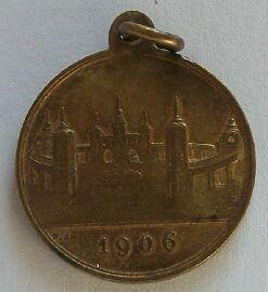 Itálie Milano - expozice 1906