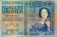 KOPIE 100K/1910/, stav UNC