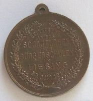 Liesing 1814 - cvičení měšťanských škol