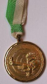 Německo - střelecké medaile