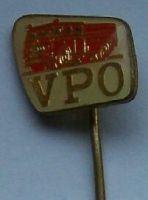 Požárnický odznak VPO - bílý