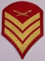SSSR - seržant - výložka