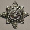 V.Británie - odznak královské gardy