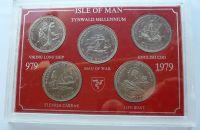 Anglie 5 kusů TYNWALD
