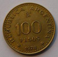 Argentina 100 Pesos 1978