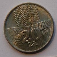 Polsko 20 Zl. 1973