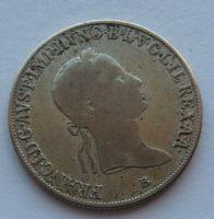 Uhry - madona 20 Krejcar 1833 B František II.