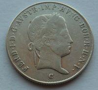 Čechy 20 Krejcar 1842 C Ferdinand V.