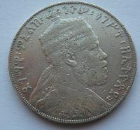Ethiopie Birr 1894 - 1903