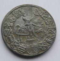 Řád německých rytířů 1607 Tolar KOPIE