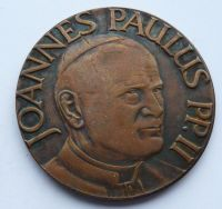 ČSR - návštěva Jana Pavla II. na Velehradě, průměr 60mm