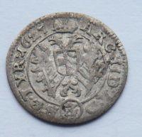 Rakousko VÍDEŇ 3 Krejcar 1625 Ferdinand II.